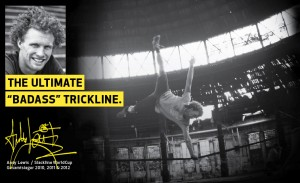 Andy Lewis Trickline X13